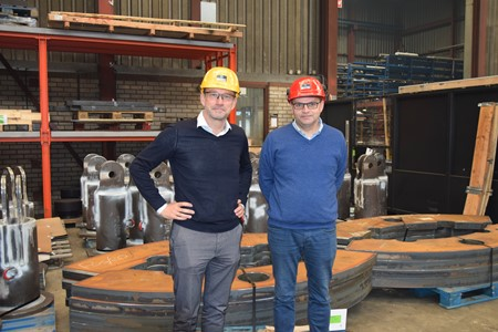 Partnership Breman Machinery B.V. en Wagenborg Nedlift